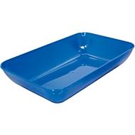 M&M Materialschale, klein, blau