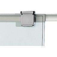 Magneet-clips, voor presenter-systeem, lichtgrijs