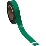 Magneetband, lichtgroen, 30 x 10.000 mm