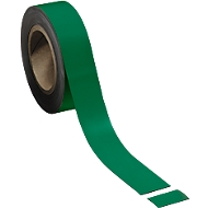 Magneetband, lichtgroen, 40 x 10.000 mm