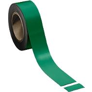 Magneetband, lichtgroen, 50 x 10.000 mm