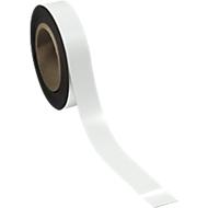 Magnetband, weiß, 30 x 10000 mm