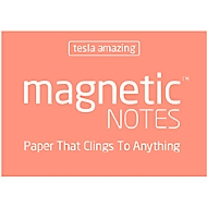 Magnetic Notes S 70x50mm spring 100 Bl.