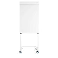 magnetoplan flipchart Design Evolution Plus, 4 poten, met wielen