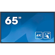"Magnetoplan Touch-Display easyboard 65"", 10 Touchpunkte, Full HD, Diagonale 164 cm"