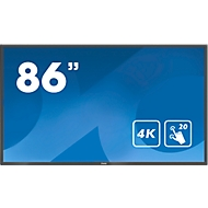 "Magnetoplan Touch-Display easyboard 86"", 20 Touchpunkte, 4K, Diagonale 217,4 cm"