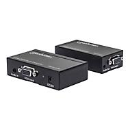 Manhattan VGA Cat5/5e/6 Extender - Sender und Empfänger - Erweiterung für Video/Audio