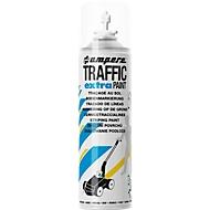 Markeringsverf Traffic® Extra, voor vloermarkeringsapparaten, weerbestendig, bereik 50 m, 500 ml, wit