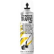 Markeringsverf Traffic Paint Ampère, voor Perfekt Striper® machine, buis van 523 ml,, zwart (RAL 9017)