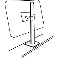 Mauerpfosten, für Spiegelgrößen 1+2, H 800 mm