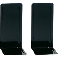 MAUL boeksteunen voor ordners, 240 x 140 x 120 mm, zwart
