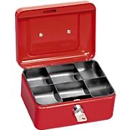 Maul cassette à monnaie gamme 56101, rouge
