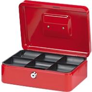 Maul cassette à monnaie gamme 56113, rouge