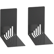 MAUL design boekensteunen, zwart