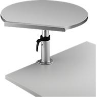 MAUL Ergonomisches Tischpult, Serie 930, grau