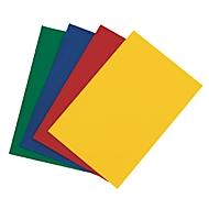 MAUL Feuille magnétique inscriptible, format A4, jaune