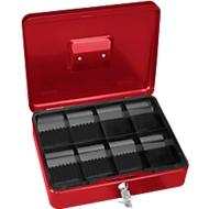 MAUL Geldkassette 56114, rot