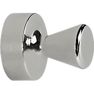 MAUL kegel-kracht-magneten, Ø 12 x 16 mm, 5 stuks