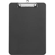 MAUL klembord, A4, kunststof, met ophangoog, zwart