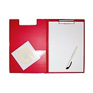 MAUL klemmap, A4, met ophangoog, rood