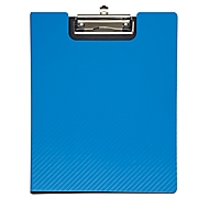 MAUL klemmap flexx, A4, met klembeugel, blauw