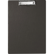 MAUL Klemmbrett, DIN A4, Karton/Polypropylen, mit Aufhängeöse, schwarz