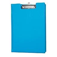 MAUL Klemmmappe, DIN A4, mit Aufhängeöse, hellblau