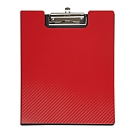 MAUL Klemmmappe flexx, DIN A4, mit Klemmbügel, rot
