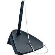 Maul Kugelschreiberständer Modern, Länge 40 cm, modernes Design, schwarz