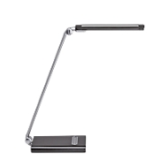 MAUL led bureaulamp PURE, op voet, dimbaar via touchpad