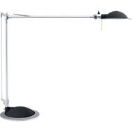 MAUL LED-Tischleuchte Business, um 360 Grad drehbar, höhenverstellbar