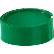 MAUL Magnete,  ø 30 mm, 10 Stück, grün