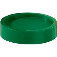 MAUL Magnete,  ø 34 mm, 10 Stück, grün