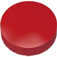 MAUL Solidmagnete, ø 32 x 8,5 mm, 10 Stück, rot