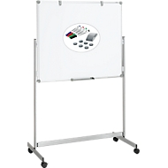 MAUL whiteboard SET, mobiel, 1000 x 1500 mm + toebehoren