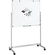 MAUL Whiteboard SET, mobil, 1000 x 1500 mm + Zubehör
