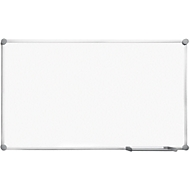 MAULpro Whiteboard 2000, emailliert, platingrau, 900 x 600 mm