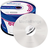 MediaRange CD-R 700MB 50er Cakebox