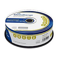 MediaRange - CD-R x 25 - 900 MB - Speichermedium