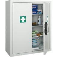 Medicijnkast, met inhoud conform DIN 13157