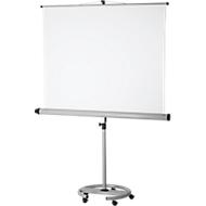 MEDIUM écran de projection mobile CombiFlex, sur pied, 1500 x 1500 mm