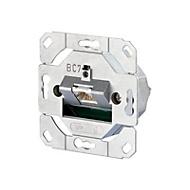 METZ CONNECT E-DAT C6A 1 port UP0 - Anschlussdose, Unterputz