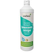 Microbiologisch reinigingsmiddel binnenkant wagen awiwa® racoon, geurneutraliserend, antibacterieel, 1 l