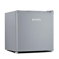 Mini Kühlschrank Severin KB 8874, 60 W, A++, 40 dB, 2 Fächer, 2 Türfächer & Eisfach, 40 + 6 l, B 496 x T 447 x H 470 mm, silber