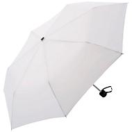 Mini Taschenschirm, Weiß, Standard, Auswahl Werbeanbringung optional