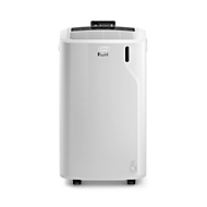 Mobiele airconditioner De'Longhi Comfort PAC EM 82, tot 2,4 kW koelvermogen, max. 400 m³/h, 3 ventilatieniveaus, wit
