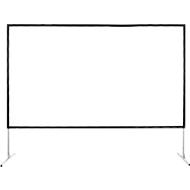 Mobile Rahmenbildwand Fold Exclusiv, 2200 x 1700 mm