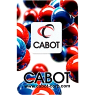 Mobilecleaner Premium Qualität, 28 x 28 mm, inkl. einfarbige Werbeanbringung