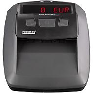 Mobiler Geldscheinprüfer ratiotec® Soldi Smart Plus, EZB-Standard, EUR/CHF/GBP, 5-sprachig, grau