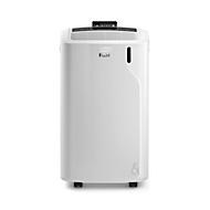 Mobiles Klimagerät De'Longhi Comfort PAC EM 82, bis 2,4 kW Kühlleistung, max. 400 m³/h, 3 Ventilationsstufen, weiß